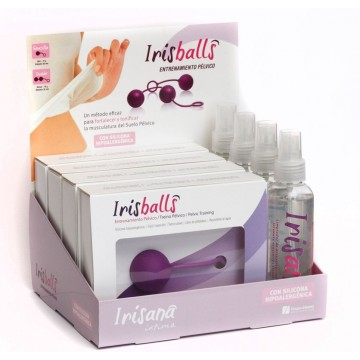 pack irisball