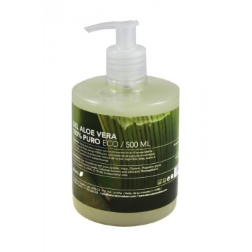 gel aloe vera 100 puro eco 500ml dosif